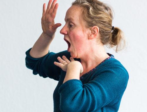 Stimme und Präsenz 3  – Mit entspannter Stimme und in der richtigen Tonlage sprechen